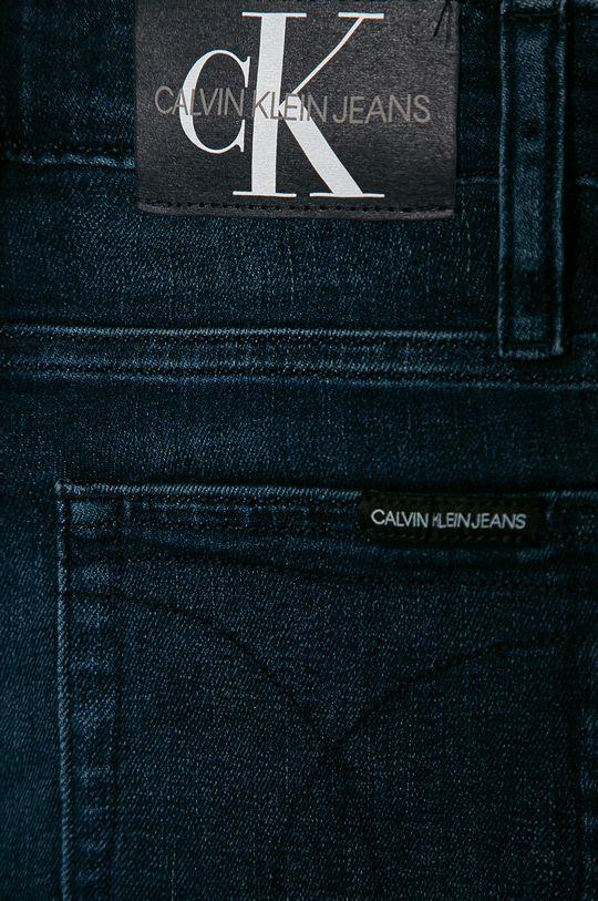 Calvin Klein Jeans - Jeans copii 128-176 cm  74% Bumbac, 1% Elastan, 25% Poliester
