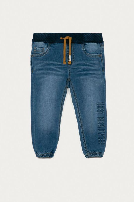 albastru Name it - Jeans copii 86-110 cm De băieți