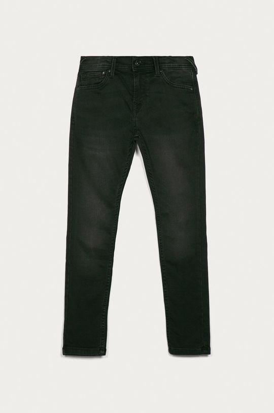černá Pepe Jeans - Dětské rifle Finly 128-178 cm Chlapecký