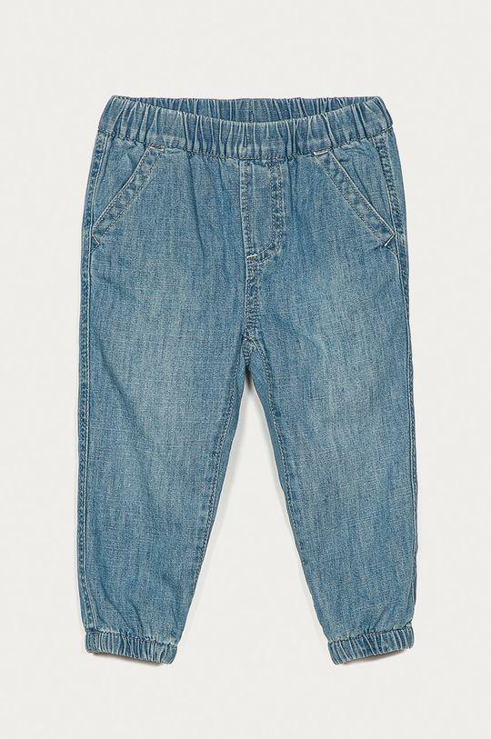stalowy niebieski GAP - Jeansy dziecięce 50-86 cm Chłopięcy