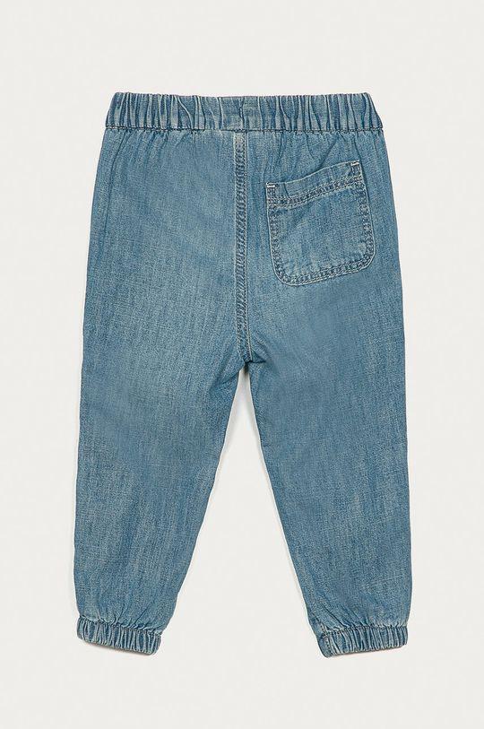 GAP - Jeansy dziecięce 50-86 cm stalowy niebieski