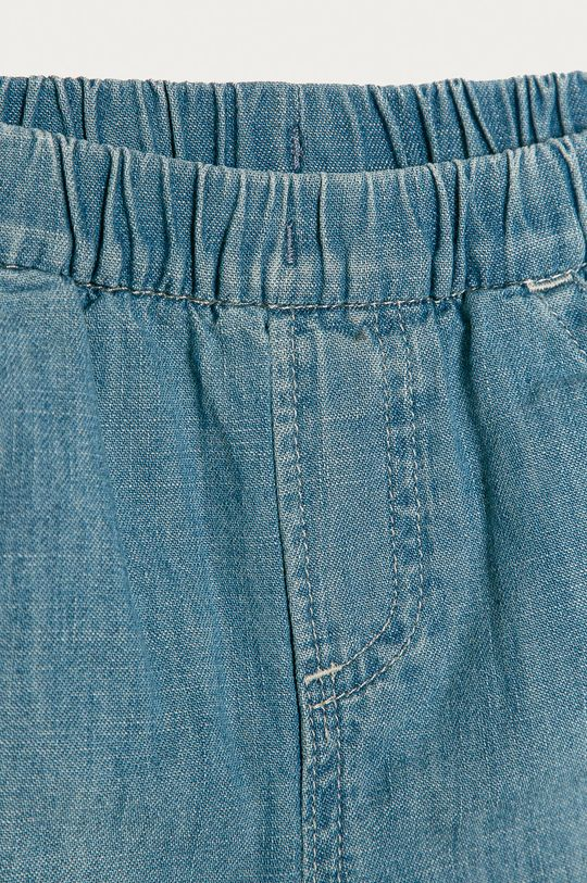 GAP - Jeansy dziecięce 50-86 cm Podszewka: 35 % Bawełna, 65 % Poliester, Materiał zasadniczy: 100 % Bawełna