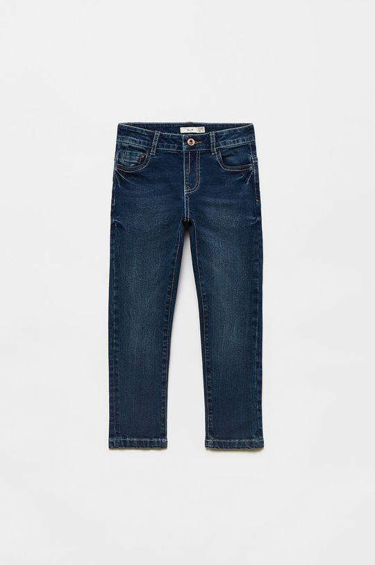 stalowy niebieski OVS - Jeansy dziecięce Chłopięcy