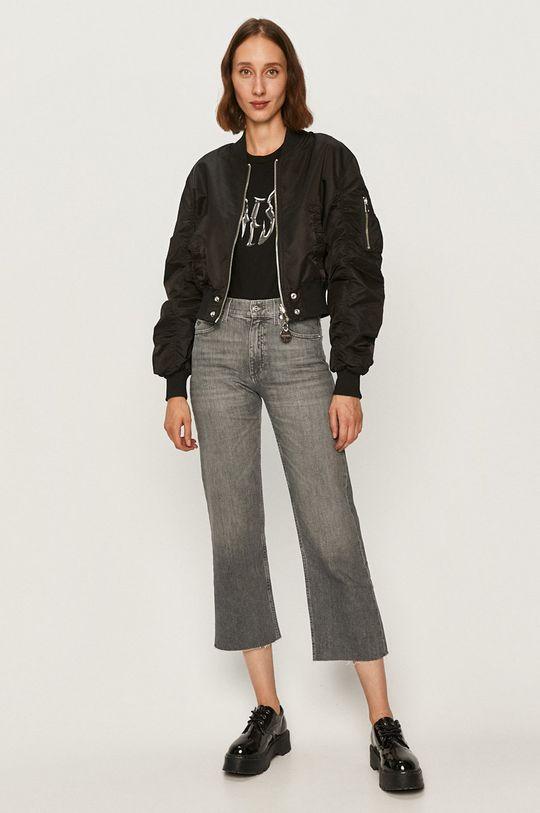 Calvin Klein - Jeansy szary