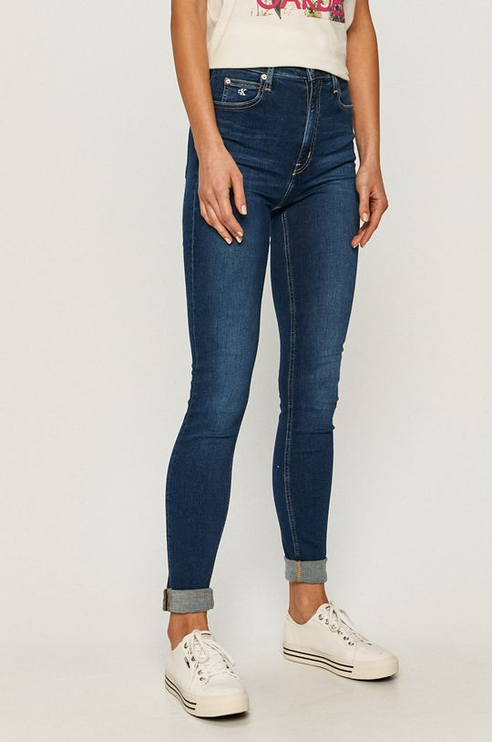 albastru Calvin Klein Jeans - Jeansi CKJ 010 De femei