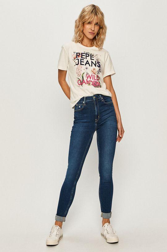 Calvin Klein Jeans - Jeansi CKJ 010 albastru