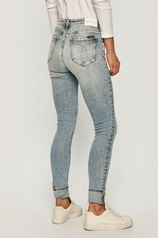 Calvin Klein Jeans - Rifle CKJ 011  94% Bavlna, 2% Elastan, 4% Elastomultiester