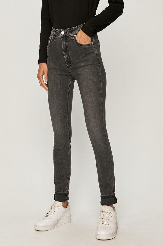 gri Calvin Klein Jeans - Jeansi CKJ 010 De femei