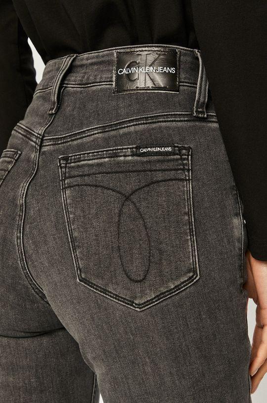 gri Calvin Klein Jeans - Jeansi CKJ 010