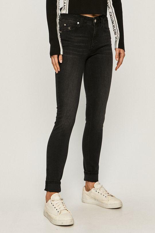 černá Calvin Klein Jeans - Džíny CKJ 011 Dámský