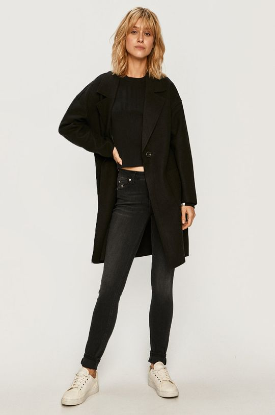 Calvin Klein Jeans - Džíny CKJ 011 černá