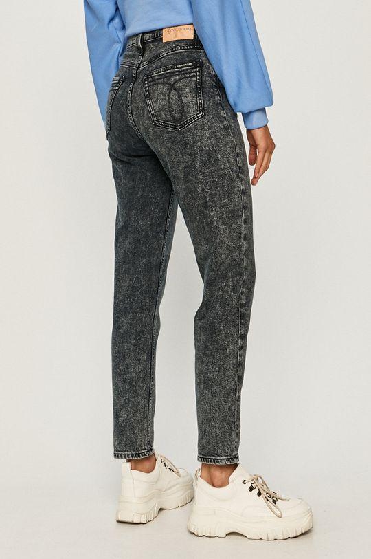 Calvin Klein Jeans - Jeansi Mom  99% Bumbac, 1% Elastan