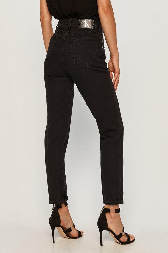 Calvin Klein Jeans - Rifle Mom Jean  99% Bavlna, 1% Elastan