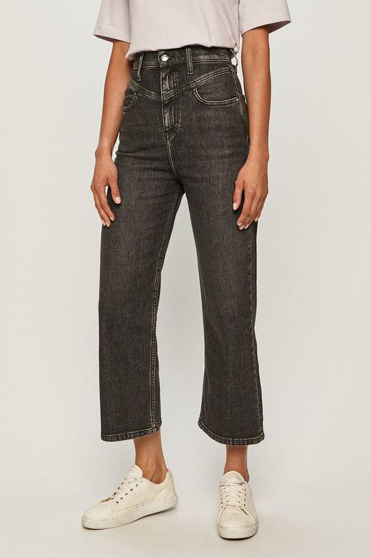 negru Calvin Klein Jeans - Jeansi De femei