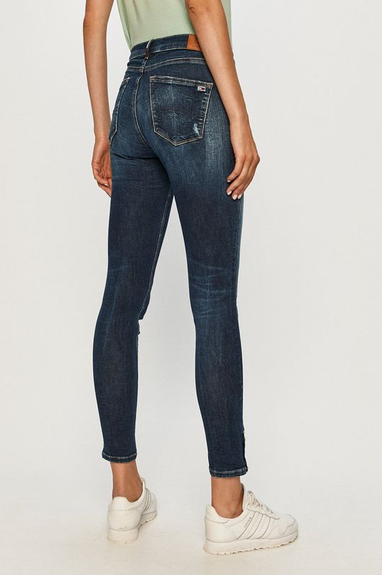 Tommy Jeans - Jeansi Nora  84% Bumbac, 2% Elastan, 14% Poliester