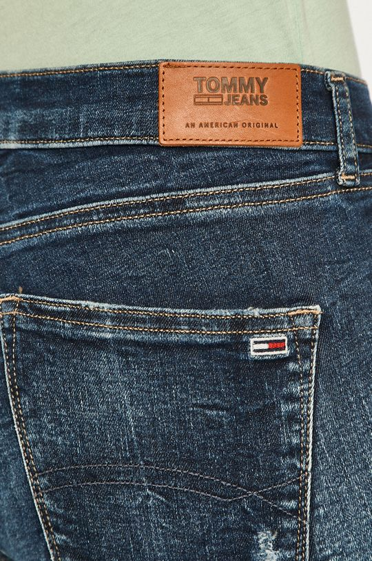 modrá Tommy Jeans - Rifle Nora