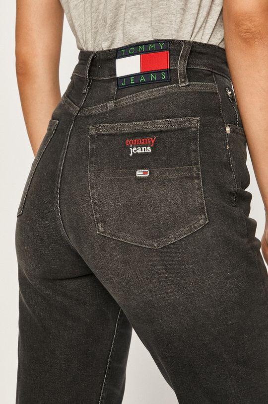 sivá Tommy Jeans - Rifle Mom Jean