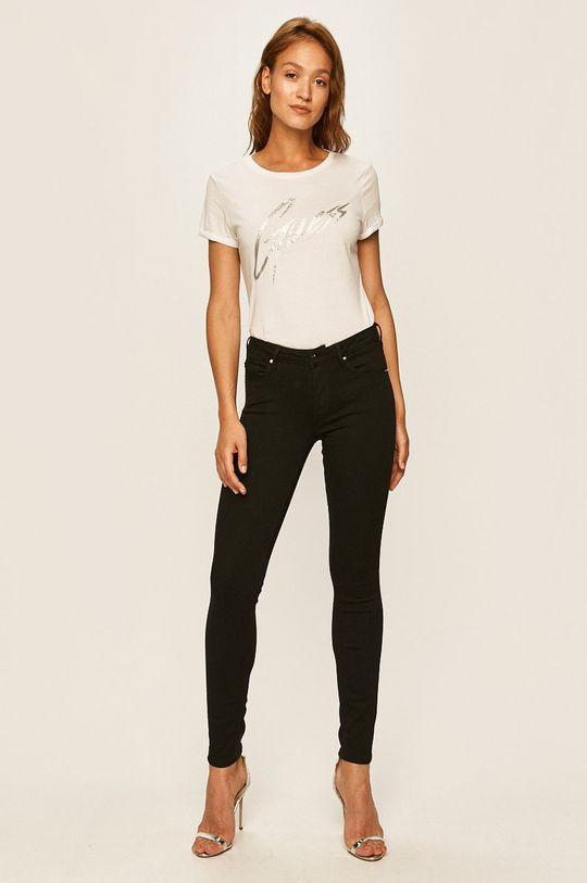 Guess Jeans - Jeansi Annette negru