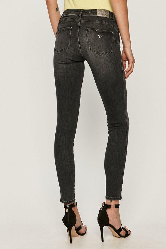 Guess Jeans - Jeansi Ultra Curve  Materialul de baza: 80% Bumbac, 4% Elastan, 5% Elastomultiester, 11% Lyocell Captuseala buzunarului: 30% Bumbac, 70% Poliester