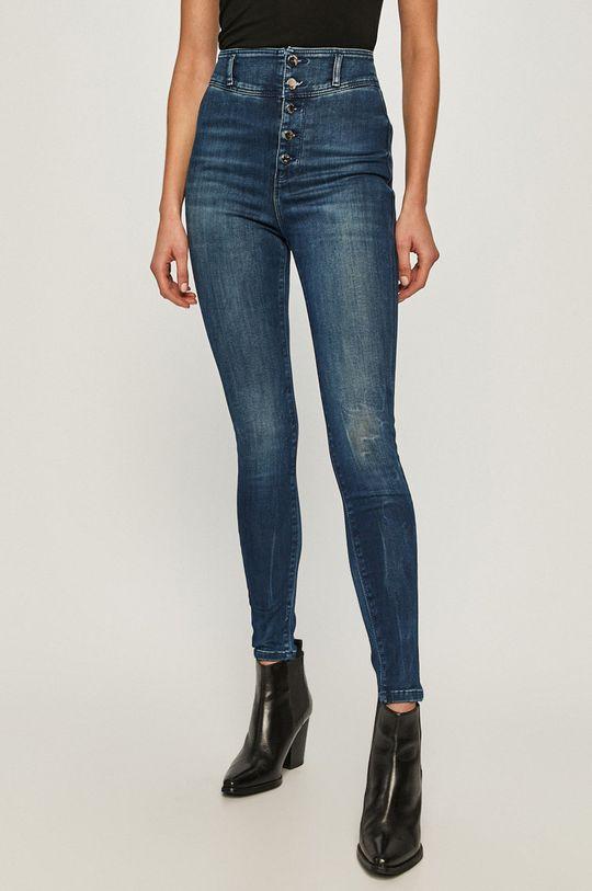albastru Guess Jeans - Jeansi Conny De femei