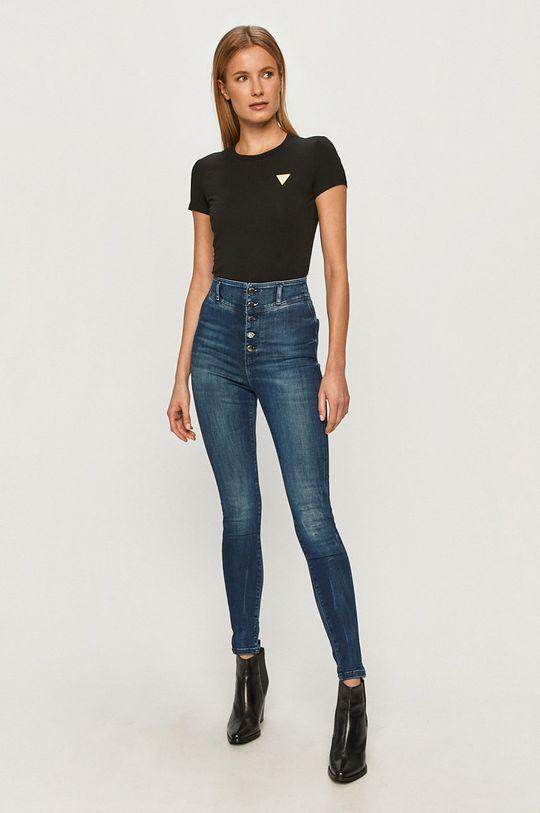 Guess Jeans - Jeansi Conny albastru