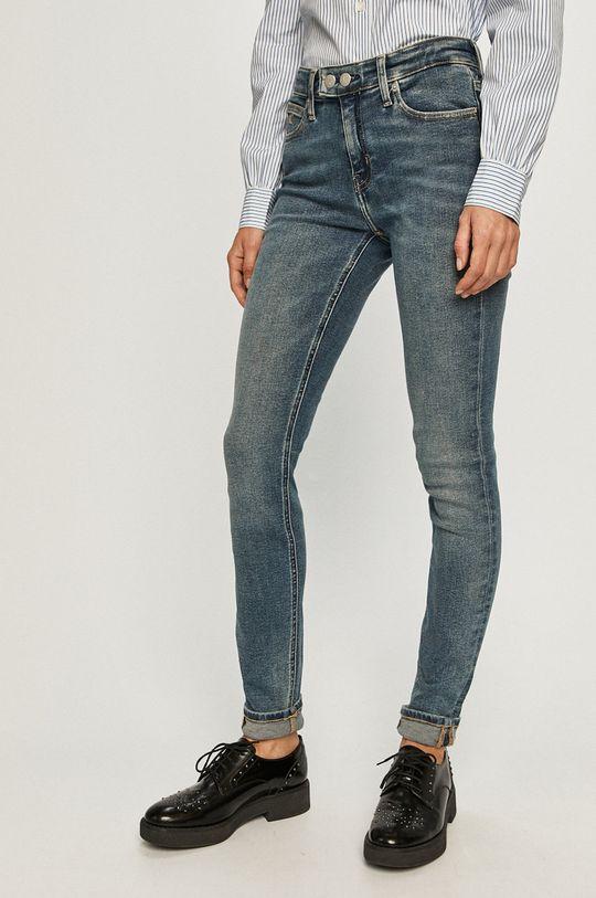 albastru Calvin Klein Jeans - Jeansi CKJ 011 De femei