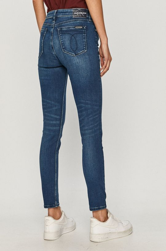 Calvin Klein Jeans - Jeansy Ckj 011 81 % Bawełna, 2 % Elastan, 12 % Lyocell, 5 % Elastodien