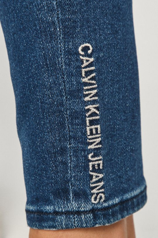 niebieski Calvin Klein Jeans - Jeansy Ckj 011