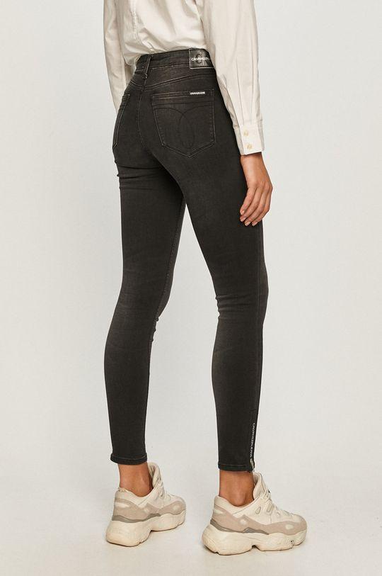 Calvin Klein Jeans - Rifle CKJ 011  92% Bavlna, 2% Elastan, 6% Elastomultiester