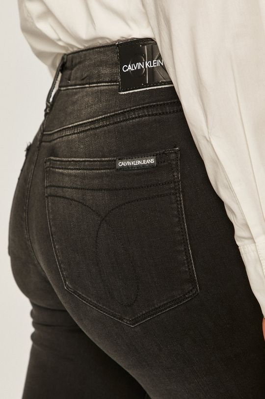 čierna Calvin Klein Jeans - Rifle CKJ 011