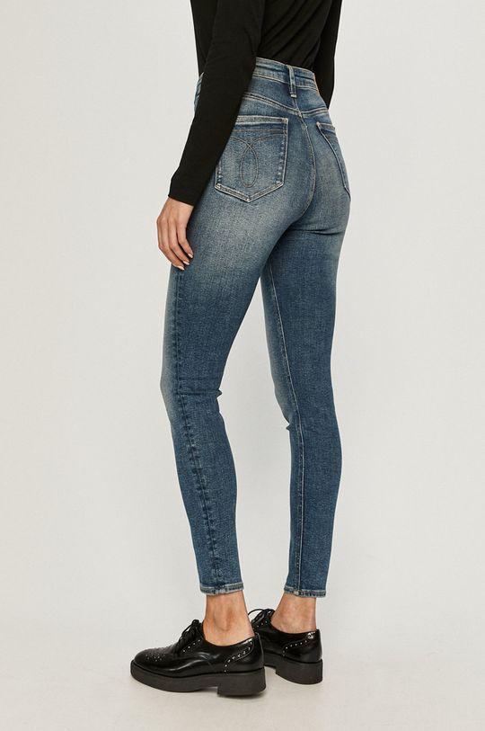 Calvin Klein Jeans - Rifle  94% Bavlna, 2% Elastan, 4% Elastomultiester