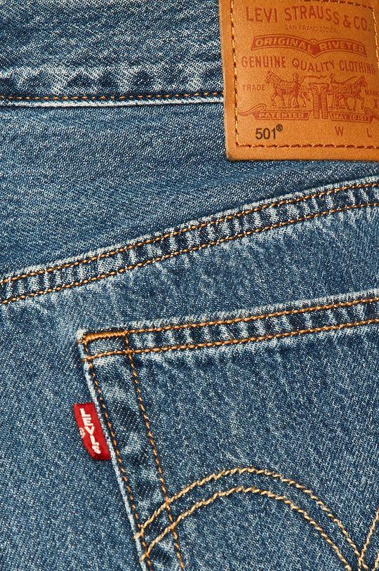 albastru Levi's - Jeansi 501