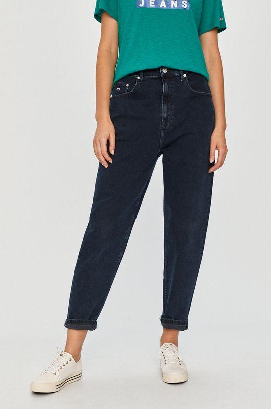 modrá Tommy Jeans - Džíny Mom Dámský