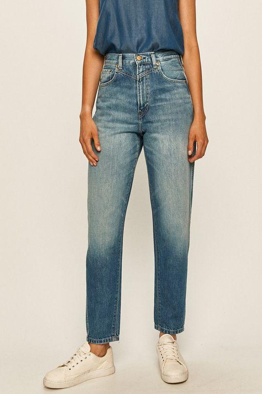 albastru Pepe Jeans - Jeansi Rachel De femei