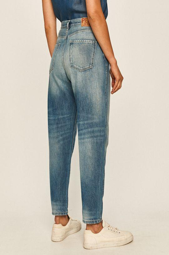 Pepe Jeans - Jeansi Rachel  Captuseala: 35% Bumbac, 65% Poliester  Materialul de baza: 90% Bumbac, 10% Alt material