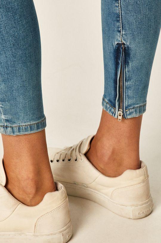 modrá Pepe Jeans - Džíny Cher High