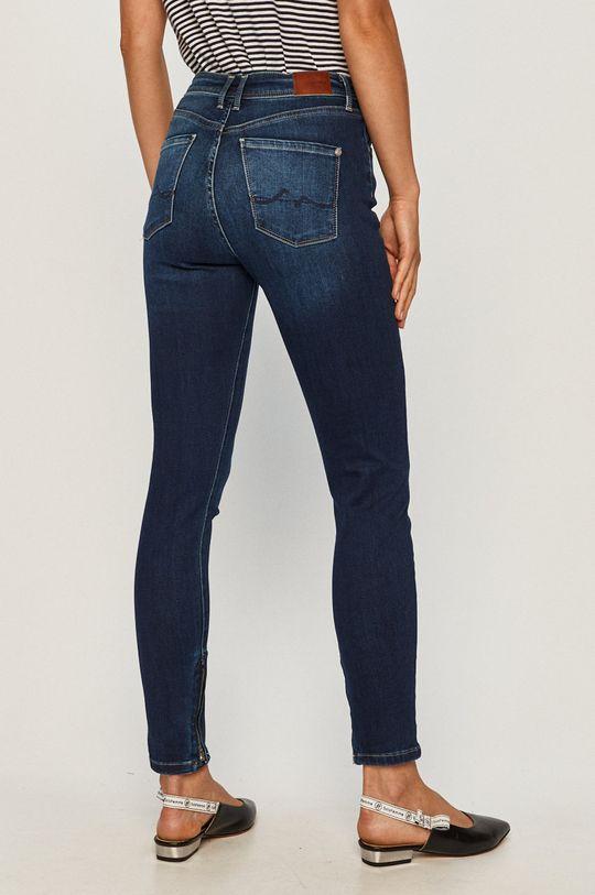 Pepe Jeans - Jeansy Cher High 73 % Bawełna, 1 % Elastan, 17 % Poliester, 9 % Rayon