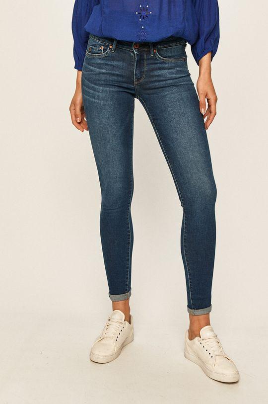 albastru Pepe Jeans - Jeansi Pixie De femei
