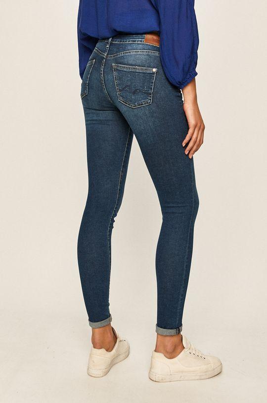 Pepe Jeans - Jeansi Pixie  Captuseala: 35% Bumbac, 65% Poliester  Materialul de baza: 92% Bumbac, 2% Elastan, 6% Poliester