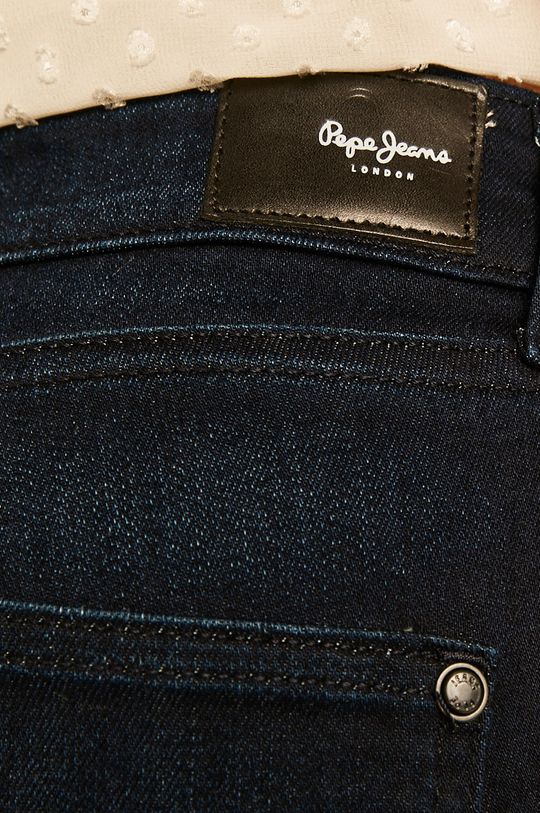 granatowy Pepe Jeans - Jeansy Pixie