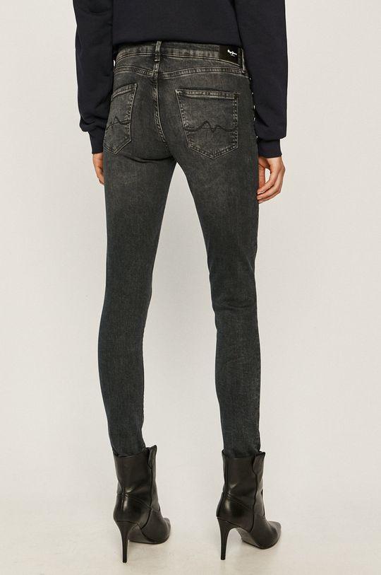 Pepe Jeans - Jeansy Pixie Podszewka: 35 % Bawełna, 65 % Poliester, Materiał zasadniczy: 99 % Bawełna, 1 % Elastan