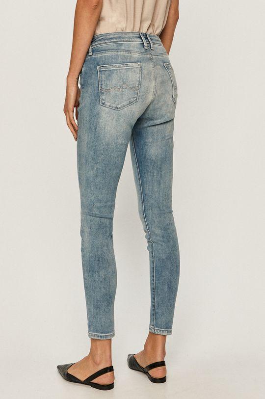Pepe Jeans - Džíny Lola  73% Bavlna, 1% Elastan, 17% Polyester, 9% Rayon