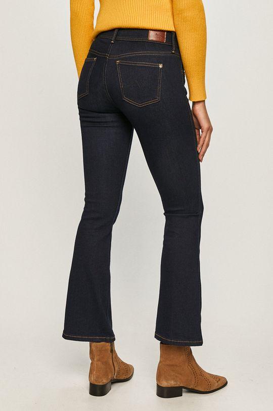 Pepe Jeans - Jeansi New Pimlico  Materialul de baza: 73% Bumbac, 1% Elastan, 17% Poliester , 9% Rayon Captuseala buzunarului: 35% Bumbac, 65% Poliester