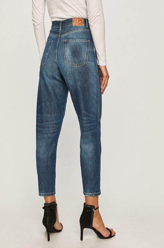 Pepe Jeans - Jeansi Rachel  Captuseala: 35% Bumbac, 65% Poliester  Materialul de baza: 100% Bumbac