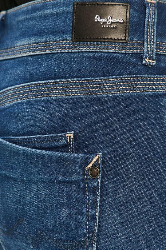 modrá Pepe Jeans - Rifle Saturn