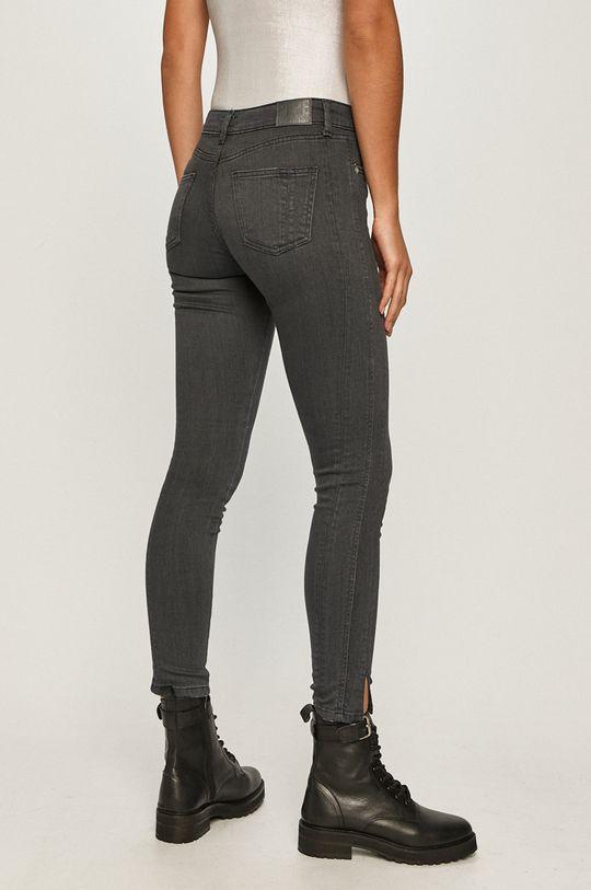Pepe Jeans - Jeansy Pixie Materiał 1: 94 % Bawełna, 1 % Elastan, 5 % Inny materiał, Materiał 2: 35 % Bawełna, 65 % Poliester
