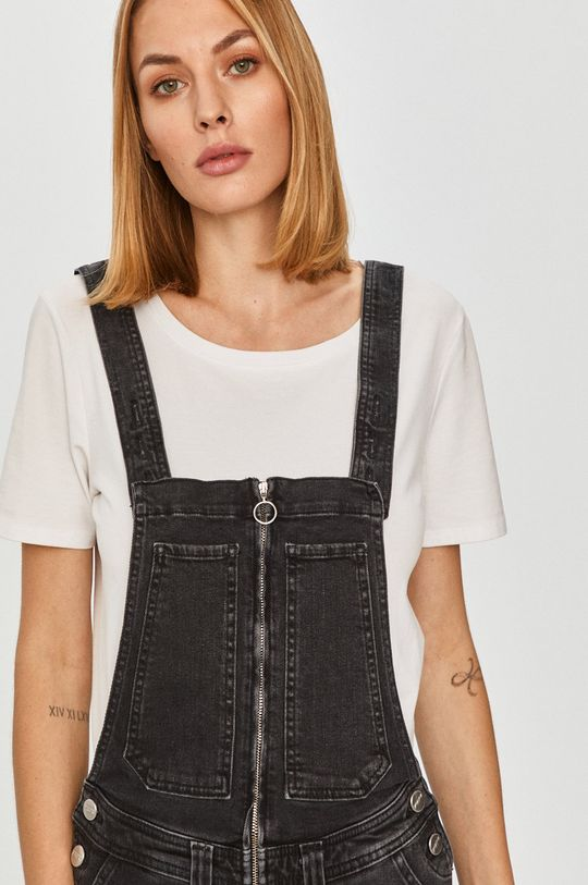 gri Pepe Jeans - Jeansi Claire