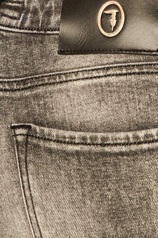 sivá Trussardi Jeans - Rifle Kick