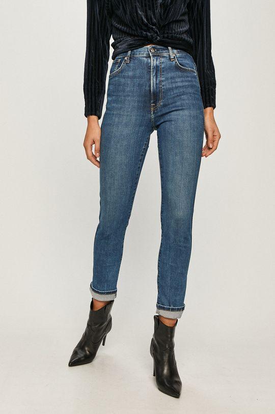 albastru Pepe Jeans - Jeansi Dua 80's X Dua Lipa De femei