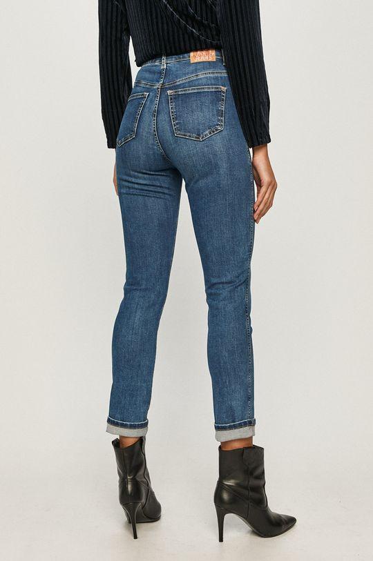 Pepe Jeans - Jeansi Dua 80's X Dua Lipa  Captuseala: 38% Bumbac, 62% Poliester  Materialul de baza: 82% Bumbac, 2% Elastan, 16% Poliester